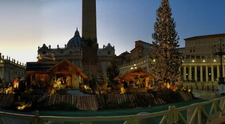 Advent in Rom